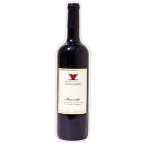 Brunette Zhoo Zhoo Red Wine